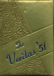Page 1, 1951 Edition, St Anthony High School - Veritas Yearbook (Fort Lauderdale, FL) online yearbook collection
