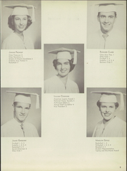 Page 15, 1951 Edition, St Anthony High School - Veritas Yearbook (Fort Lauderdale, FL) online yearbook collection
