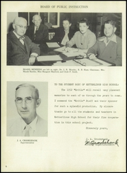 Page 10, 1952 Edition, Ketterlinus High School - Kettle Yearbook (St Augustine, FL) online yearbook collection
