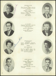 Page 12, 1952 Edition, Ketterlinus High School - Kettle Yearbook (St Augustine, FL) online yearbook collection