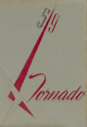 1959 Edition, Bradford High School - Tornado Yearbook (Starke, FL)