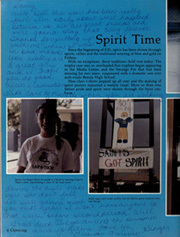 Page 10, 1982 Edition, San Dimas High School - El Santo Yearbook (San Dimas, CA) online yearbook collection