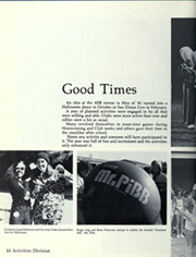 Page 14, 1982 Edition, San Dimas High School - El Santo Yearbook (San Dimas, CA) online yearbook collection