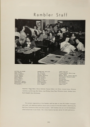Page 12, 1947 Edition, South Gate High School - Rams Yearbook (South Gate, CA) online yearbook collection