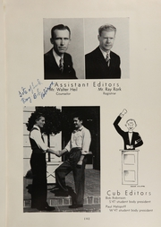 Page 15, 1947 Edition, South Gate High School - Rams Yearbook (South Gate, CA) online yearbook collection