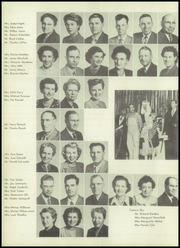 Page 10, 1951 Edition, South Gate High School - Rams Yearbook (South Gate, CA) online yearbook collection