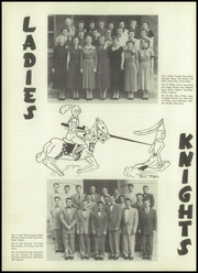 Page 14, 1951 Edition, South Gate High School - Rams Yearbook (South Gate, CA) online yearbook collection