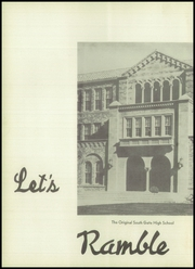 Page 6, 1951 Edition, South Gate High School - Rams Yearbook (South Gate, CA) online yearbook collection
