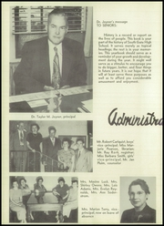 Page 8, 1951 Edition, South Gate High School - Rams Yearbook (South Gate, CA) online yearbook collection
