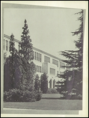 Page 11, 1952 Edition, South Gate High School - Rams Yearbook (South Gate, CA) online yearbook collection