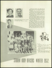 Page 14, 1952 Edition, South Gate High School - Rams Yearbook (South Gate, CA) online yearbook collection
