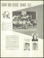 Page 15, 1952 Edition, South Gate High School - Rams Yearbook (South Gate, CA) online yearbook collection