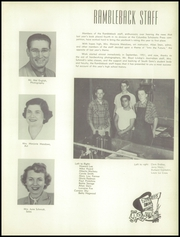 Page 17, 1952 Edition, South Gate High School - Rams Yearbook (South Gate, CA) online yearbook collection