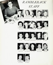 Page 8, 1954 Edition, South Gate High School - Rams Yearbook (South Gate, CA) online yearbook collection