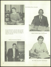 Page 10, 1956 Edition, South Gate High School - Rams Yearbook (South Gate, CA) online yearbook collection