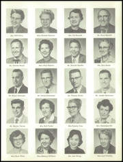 Page 13, 1956 Edition, South Gate High School - Rams Yearbook (South Gate, CA) online yearbook collection