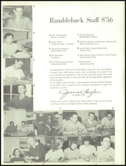 Page 17, 1956 Edition, South Gate High School - Rams Yearbook (South Gate, CA) online yearbook collection