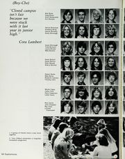 Page 68, 1979 Edition, Villa Park High School - Odyssey Yearbook (Villa Park, CA) online yearbook collection