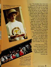 Page 9, 1986 Edition, Villa Park High School - Odyssey Yearbook (Villa Park, CA) online yearbook collection