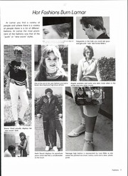 Page 11, 1984 Edition, Lamar Consolidated High School - Lamar Yearbook (Rosenberg, TX) online yearbook collection