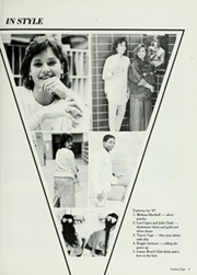 Page 13, 1987 Edition, Lamar Consolidated High School - Lamar Yearbook (Rosenberg, TX) online yearbook collection