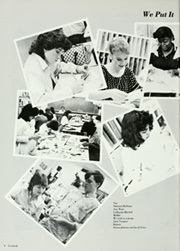 Page 8, 1987 Edition, Lamar Consolidated High School - Lamar Yearbook (Rosenberg, TX) online yearbook collection
