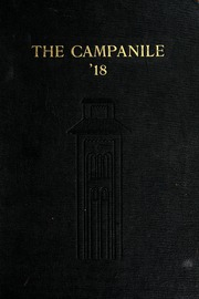 Page 1, 1918 Edition, Rice University - Campanile Yearbook (Houston, TX) online yearbook collection