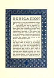 Page 17, 1918 Edition, Rice University - Campanile Yearbook (Houston, TX) online yearbook collection