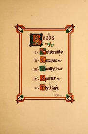 Page 15, 1924 Edition, Rice University - Campanile Yearbook (Houston, TX) online yearbook collection