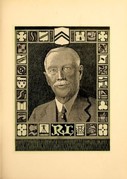 Page 11, 1927 Edition, Rice University - Campanile Yearbook (Houston, TX) online yearbook collection