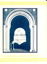 Page 15, 1930 Edition, Rice University - Campanile Yearbook (Houston, TX) online yearbook collection