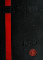 1934 Edition, Rice University - Campanile Yearbook (Houston, TX)