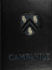 1938 Edition, Rice University - Campanile Yearbook (Houston, TX)