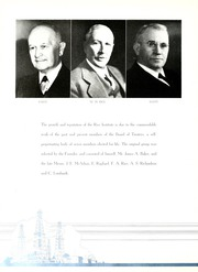 Page 14, 1939 Edition, Rice University - Campanile Yearbook (Houston, TX) online yearbook collection