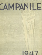 1947 Edition, Rice University - Campanile Yearbook (Houston, TX)