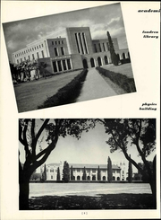 Page 12, 1951 Edition, Rice University - Campanile Yearbook (Houston, TX) online yearbook collection