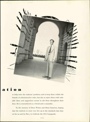 Page 9, 1951 Edition, Rice University - Campanile Yearbook (Houston, TX) online yearbook collection