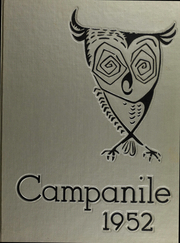 1952 Edition, Rice University - Campanile Yearbook (Houston, TX)