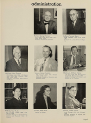 Page 12, 1952 Edition, Rice University - Campanile Yearbook (Houston, TX) online yearbook collection
