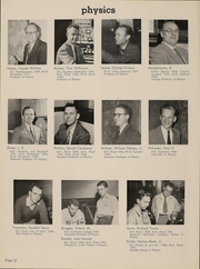 Page 15, 1952 Edition, Rice University - Campanile Yearbook (Houston, TX) online yearbook collection