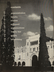 Page 7, 1952 Edition, Rice University - Campanile Yearbook (Houston, TX) online yearbook collection
