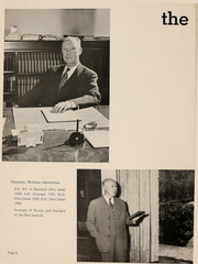 Page 9, 1952 Edition, Rice University - Campanile Yearbook (Houston, TX) online yearbook collection