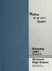 Page 3, 1987 Edition, Stroman High School - RoundUp Yearbook (Victoria, TX) online yearbook collection