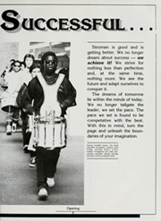 Page 7, 1987 Edition, Stroman High School - RoundUp Yearbook (Victoria, TX) online yearbook collection