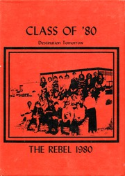 1980 Edition, Hephzibah High School - Rebel Yearbook (Hephzibah, GA)