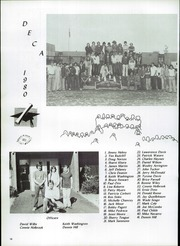 Page 102, 1980 Edition, Hephzibah High School - Rebel Yearbook (Hephzibah, GA) online yearbook collection