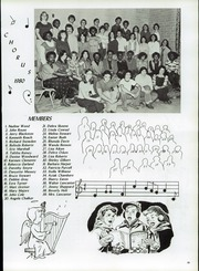 Page 103, 1980 Edition, Hephzibah High School - Rebel Yearbook (Hephzibah, GA) online yearbook collection
