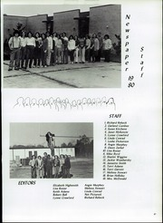 Page 91, 1980 Edition, Hephzibah High School - Rebel Yearbook (Hephzibah, GA) online yearbook collection