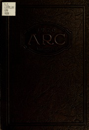 Academy of Richmond County High School - Arc Yearbook (Augusta, GA) online yearbook collection, 1926 Edition, Page 1