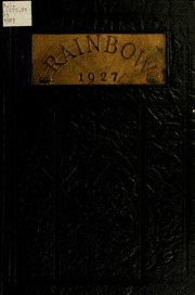 Academy of Richmond County High School - Arc Yearbook (Augusta, GA) online yearbook collection, 1927 Edition, Page 1